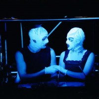 Le Ventriloque – Théâtre PÀP (2001-2003). Photo © Yanick MacDonald
