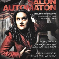 Salon Automaton – Buddies poster