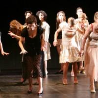 Tout comme elle – Sybillines (2006). Photo © Dominique Chartrand