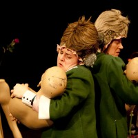 Conte extra-terrestre folklorique (2011). Photo © Valérie Sangin