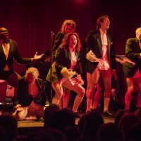 Cabaret Dada Momentum - Festival Phénomena (2016). Photo Caroline Hayeur
