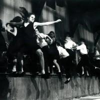 Le Dortoir – Carbone 14 (1990). Photo © Cylla Von Tiedemann
