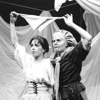 Zizi et la lettre – Omnibus (1986). Photos © Christine Ares