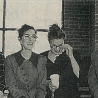 The Percussive Secretaries (2001-2006). Photo © Herby Whyne